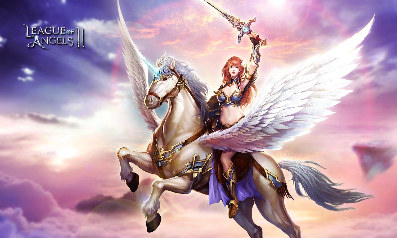 League of Angels II _Free to play LoA2 | GTArcade LoA2 ...  League of Angel...