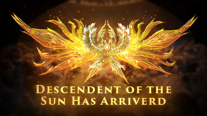 Get New Wings – Descendent of the Sun at Spin to Win Rank
