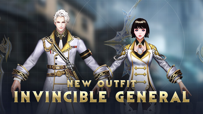 Get the New Outfit & Divine Weapon - Invincible General