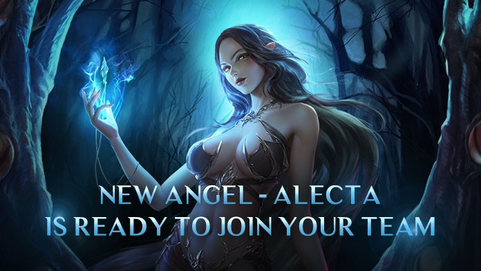 Angel of Vengeance - Alecta is coming with Spin to Win.