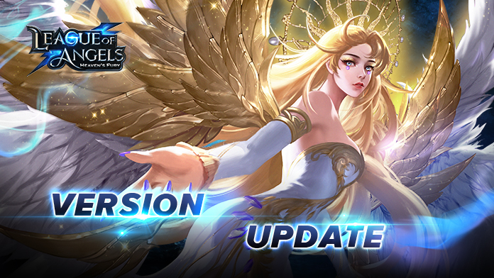Version Update - Angel of Terror Uriel