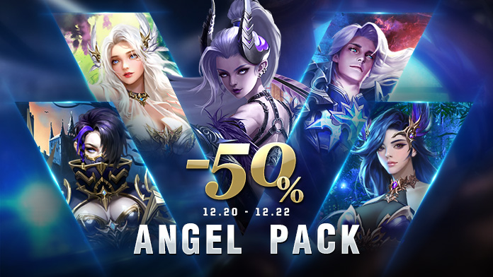 Big Sale - Angel Value Pack