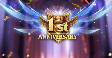 The First Anniversary Event