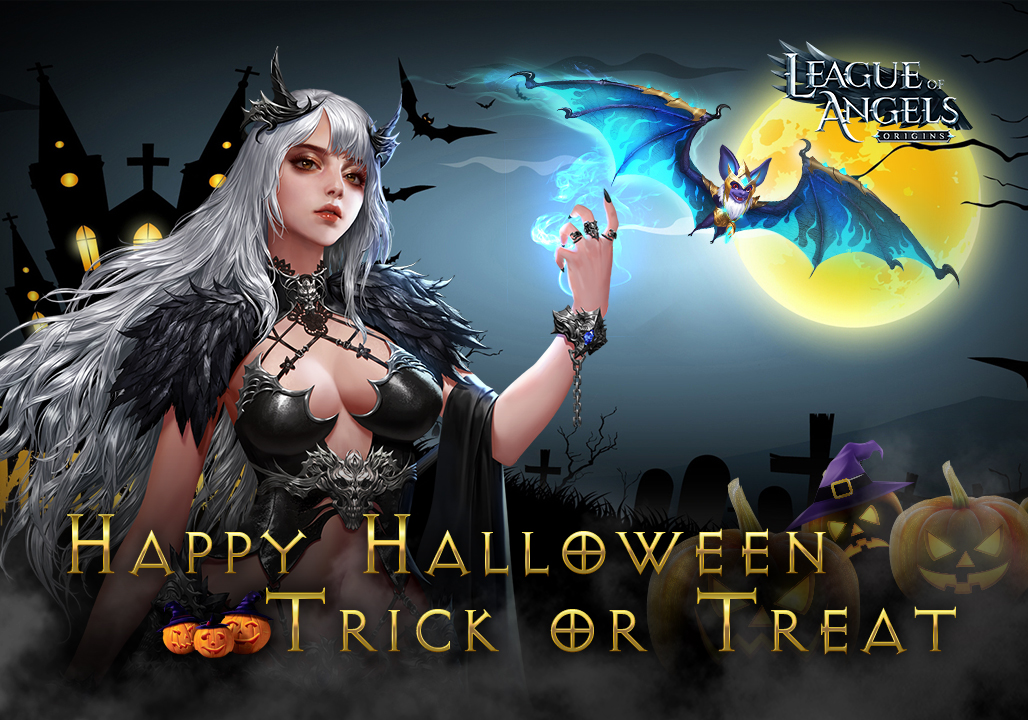 Halloween Event on Facebook