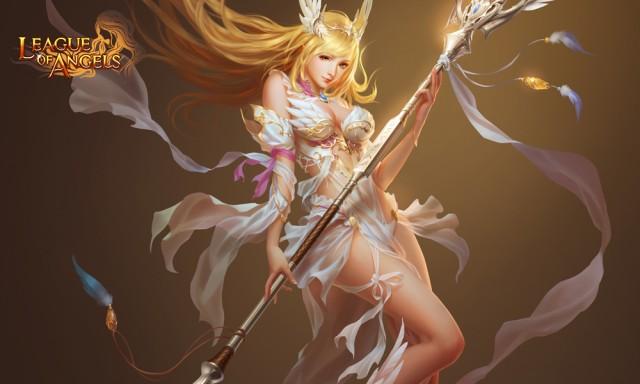 Leauge of Angels Angel Loralei
