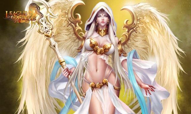 League of Angels Angel Boadicea