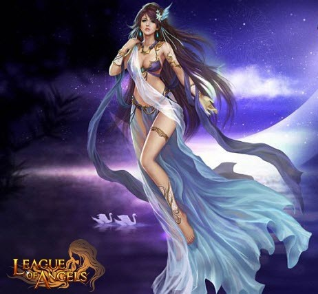 League of Angels Angel Nocturna