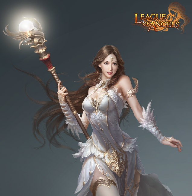 League of Angels New Angel Angelina