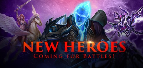 League of Angels New Heroes