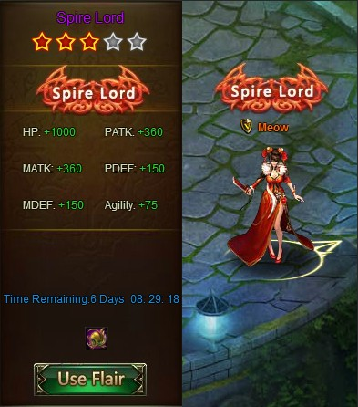 League of Angels Spire Lord