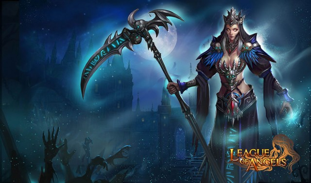 League of Angels Hecate