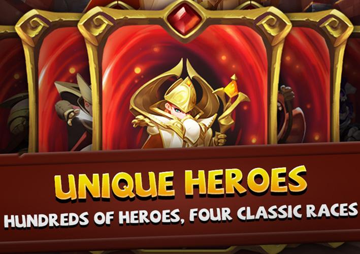 Heroes Recruit