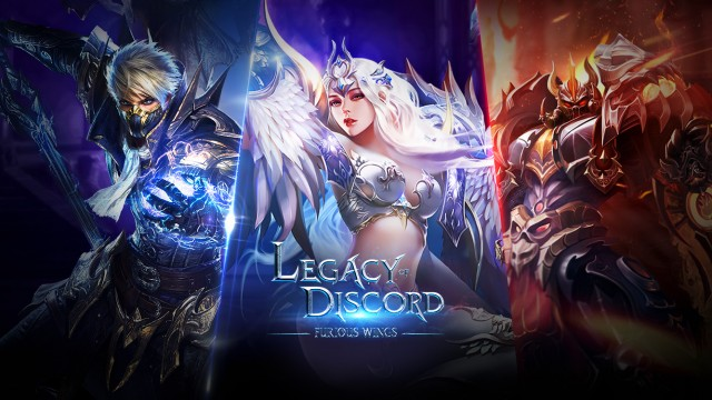 Legacy of discord invite code