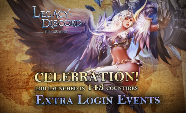 Legacy of Discord Celebrates Its Launch In 143
