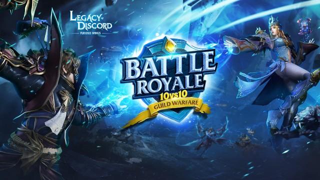 التحديث الجديد و القتال الملكى