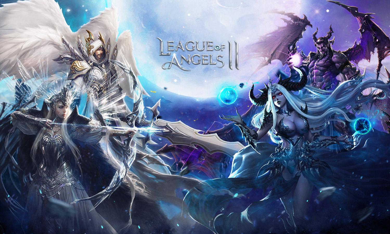 League of Angels II _Free to play LoA2   GTArcade LoA2