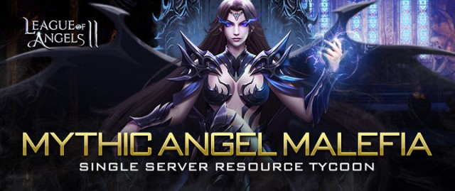 Be the Tycoon and Compete for Mythic Angel Malefia!