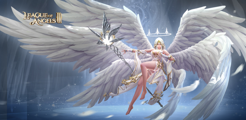 Athena, the Angel of Protection