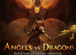 Angels VS Dragons