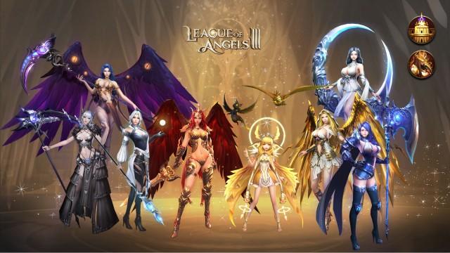 League Of Angels Ll