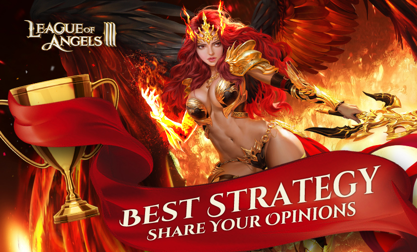 Best Strategy Contest: Share Your Opinion!