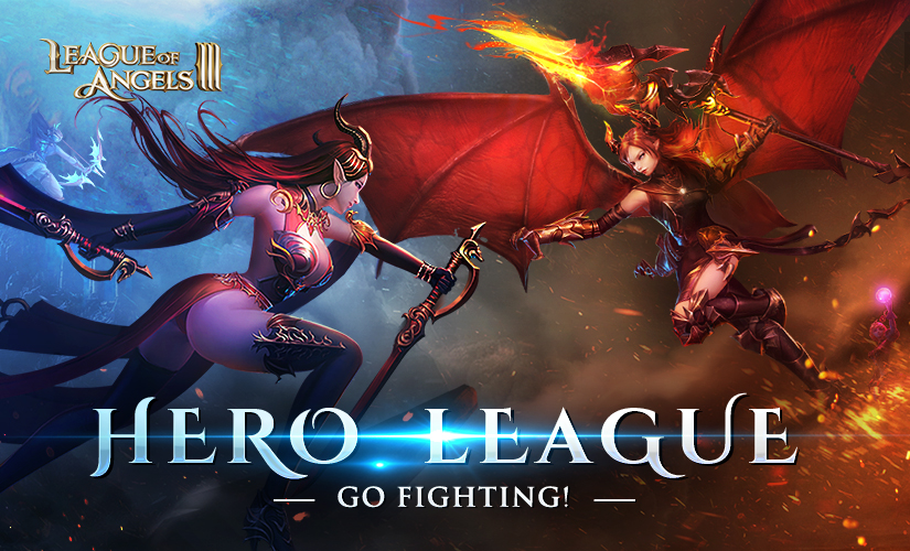 Hero League: Outpace Your Rivals and Win Awesome Rewards!
