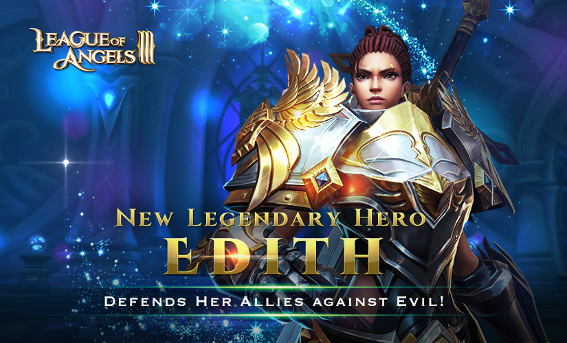 Edith, the Silvermoon Guardian
