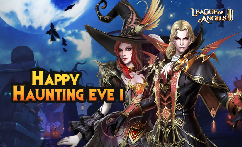 League of Angels III Gets Ready for Halloween with Haunting Eve