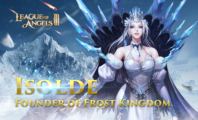 Isolde: the Empress of Ice