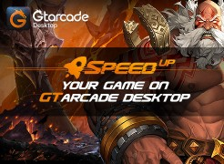 Speed Up LoA III on GTarcade Desktop
