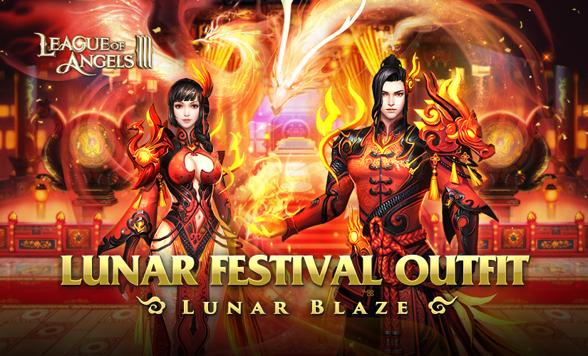 Win New Outfit in Lunar Festival Event!