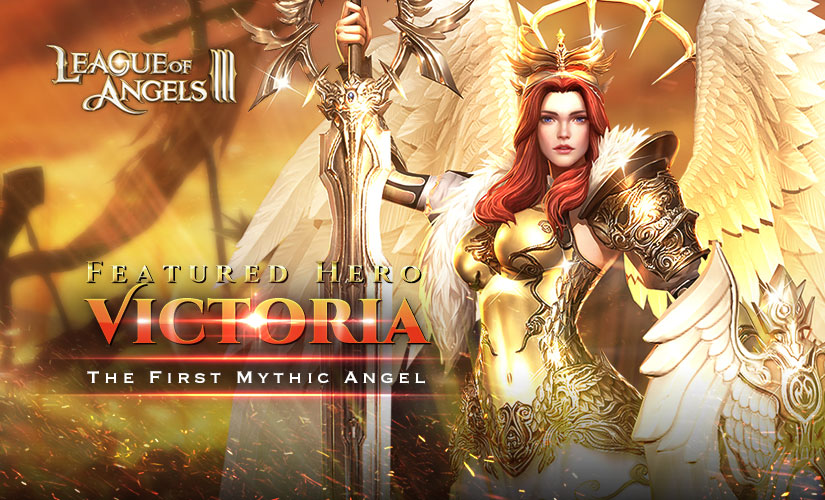 Featured Hero: Victoria-Angel of Victory