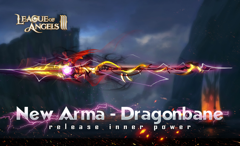 Win Dragonbane in X-Server Angel's Fortune!