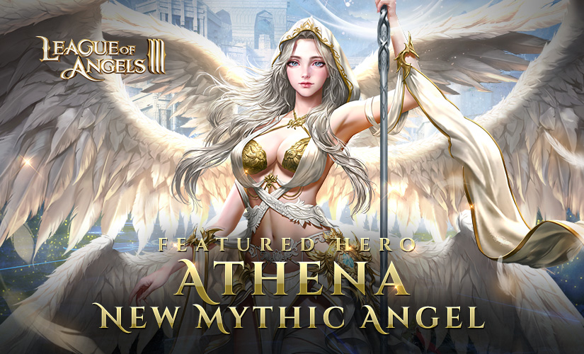 Featured Hero: Athena - Powerful Damage reduction & rage recovery