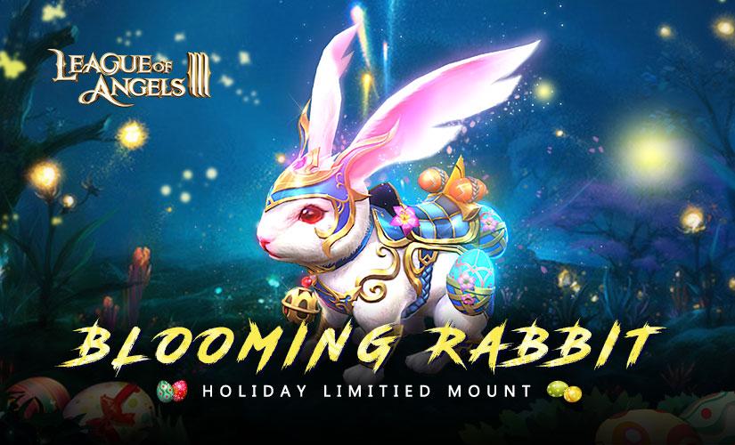 Wheel of Fortune: Exclusive Mount Blooming Rabbit