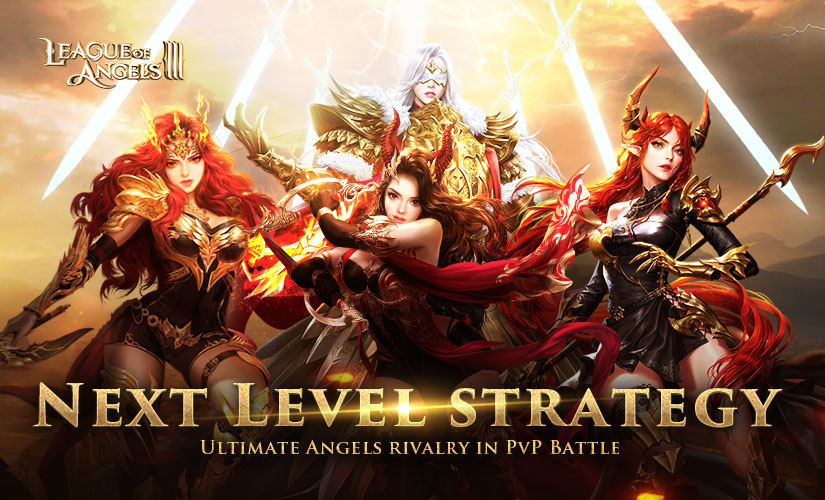 Next level strategy: New Real-Time PvP play mode: Chess Hero