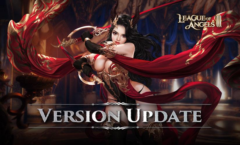 Update: V4.8.1 New Mystic Hero Tabitha, Companion Marsh Crawler.