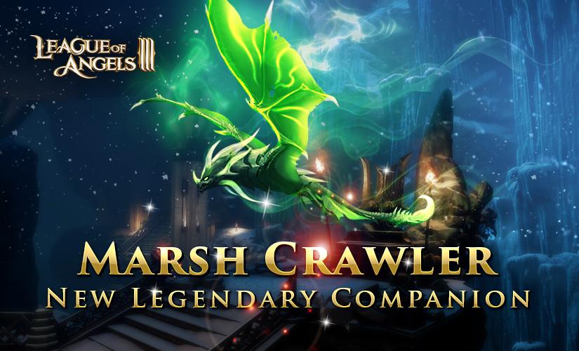 Egg Cracker: The best chance to unlock New Legendary Companion Marsh Crawler