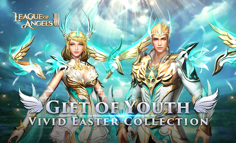 Win New Outfit Gift of Youth in Everlasting Festival!