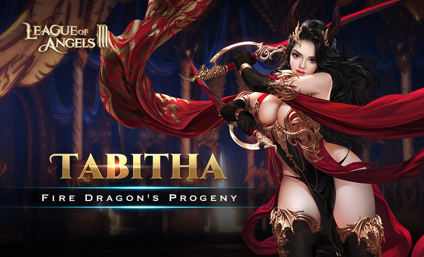 Mythic ATC Hero: Tabitha