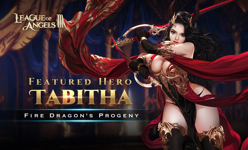 Featured Hero: Tabitha - Powerful DPS Mythic Hero
