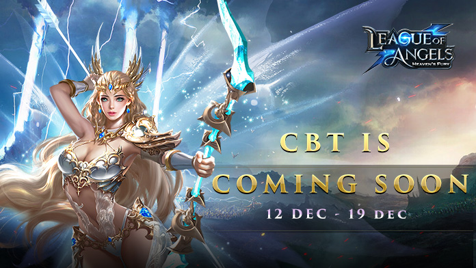 The Closed Beta Test Is Looking Forward To Your Joining