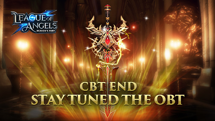 CBT END! STAY TUNED THE OBT!