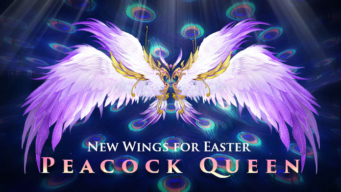 Join the Easter Party at League of Angels – Heaven's Fury