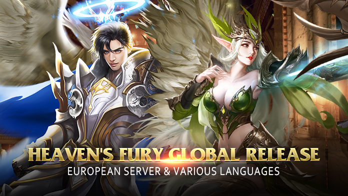 LEAGUE OF ANGELS – HEAVEN'S FURY GLOBAL OFFICIAL RELEASE