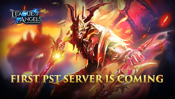 The First PST Server Is Coming