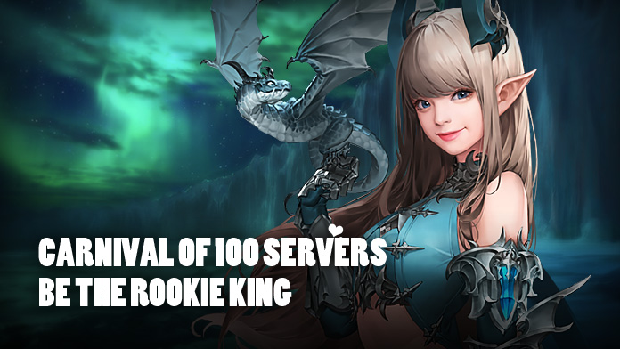 Carnival of 100 Servers - Rookie King