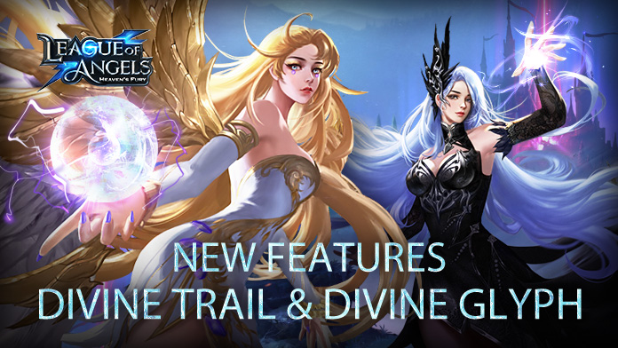Introduction of Divine Trail and Divine Glyph