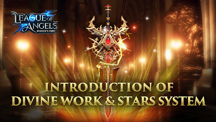 Introduction of Divine Work & Stars System and Sundered Sky
