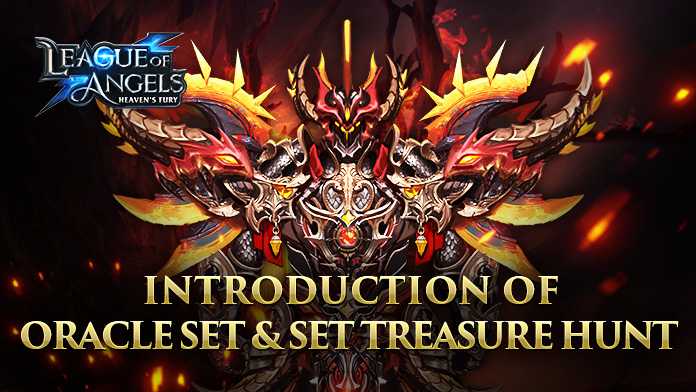 Introduction of Oracle Stone & Set Treasure Hunt